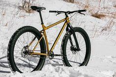 Beautiful Bicycle: Whisky Parts Surly Krampus MTB