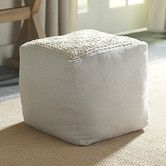 $143 Found it at Wayfair - Gibson Embroidered Pouf