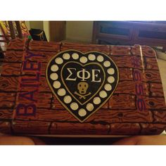 Sig Ep painted cooler. This is badass