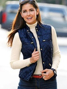 ideas for spring outfits casual women Vest Outfits For Women, Spring Outfits Women Casual, Girls Fall Fashion, Preppy Outfits, Fall Winter Outfits, Fashion Outfits, Clothes For Women, Womens Fashion, Fashion Styles
