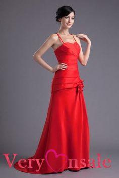 red halter evening dresses