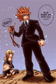 Lucy and Loke