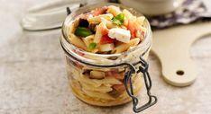 20 recettes de salades de pâtes à emporter partout
