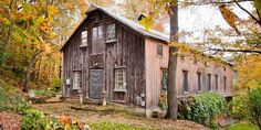 The work's been done on this converted ca. 1850s mill in rural Harpersfield, New York—all you have to do is move in! Featuring custom woodwork throughout and located 3 hours from Manhattan, it's being marketed as the perfect artist's retreat. Asking Price: $629,000 Listing Agent: John Piccinich, (212) 965-6044 For more information, visit Douglas Elliman   - CountryLiving.com