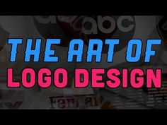 the art of logo design | #pbs #OffBook