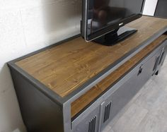 meuble tv industriel vestiaire et niche