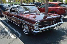 1963 Pontiac Bonneville Convertible III by Brooklyn47.deviantart.com on @DeviantArt