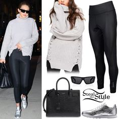 Gigi Hadid Clothes & Outfits   Steal Her Style