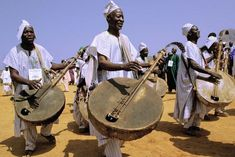 Hausa music features