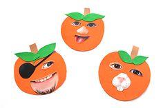 Kodak Moments:  - Fun kids project for Halloween.