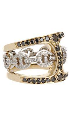 Gold & Diamond Icy Phantom Clique