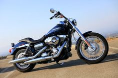 Harley Davidson Dyna Super Glide 2012 - guess who drives it ? :)