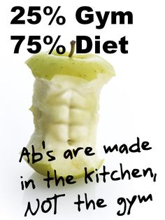 nutrition tips on how to lose belly fat easily! #abs #cleaneating