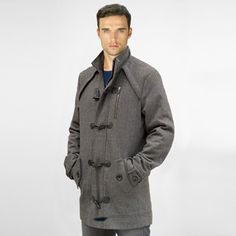 Nathan Jacket, $58, now featured on Fab.
