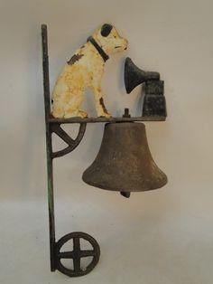 Cast Iron Bell Amp Yoke From 1800 S School Church Farm