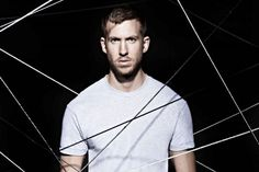 Calvin Harris. Love his songs! He's even a pretty good singer. Should sing more!