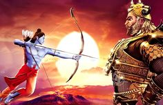 HappY #DussherA To all..  May #LordRama Bestow us with  lots of Power & Happiness to achieve #Victory in Life...!!