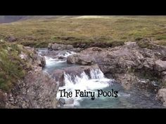 The Magical Fairy Pools in Isle of Skye, Scotland - Two Traveling Texans