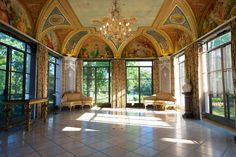 Loyola at Cuneo Mansion and Gardens - Daniel Anderson Photography