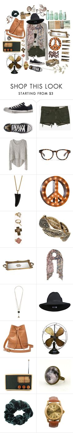 """""""overcast antiquing"""" by sara-roach ❤ liked on Polyvore featuring Converse, rag & bone/JEAN, Helmut Lang, Madewell, Bee Charming, Vintage Marquee Lights, Forever 21, Dorothy Perkins, Randa and Monsoon"""