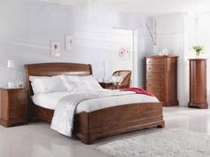 Willis and Gambier Lille Collection of Bedroom Furniture