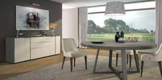 Salas de jantar Dining rooms www.intense-mobiliario.com  Tiff http://intense-mobiliario.com/product.php?id_product=3529
