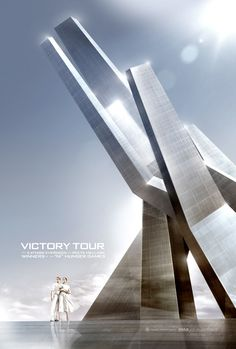 Catching Fire: Victory Tour Promo poster :Official: