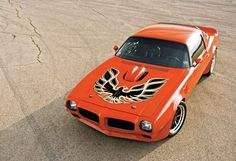 Firebird- I think my bro had one of these in the 80s. I'm pretty sure it was black tho