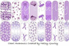 Jamberry Chiari Awareness nail wraps. https://www.facebook.com/groups/947646271924927/ (Through July 2nd, 2015) April's party.