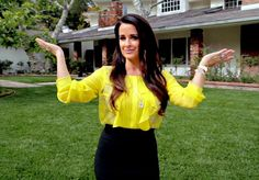 What makes Kyle Richards and Jonathan Adler happy? Find out Sunday night at 11/10C.