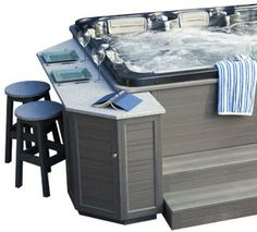 Bars For Spas Hot Tubs | Available Safety & Convenience Accessories