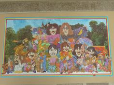 """""""I was very impressed with the Puzzle Doctor. A very professional operation. Wooden Jigsaw Puzzles, I Am Amazing, Missing Piece, 50 Years Old, Puzzle Pieces, The Beatles, Two By Two, Black And White, Illustration"""