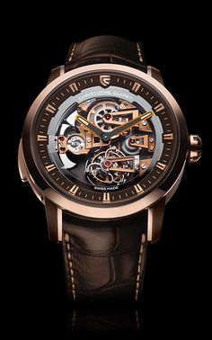 Soprano | Traditional Complications Watches | Collections | Christophe Claret
