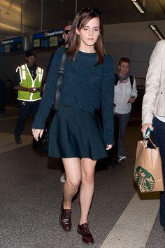 fx krystal fashion airport fashion cap and black pants