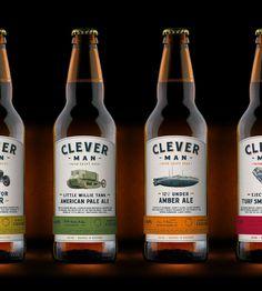 Clever Man Bottles