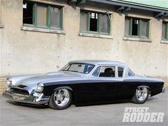 1955 Studebaker Street Rodder