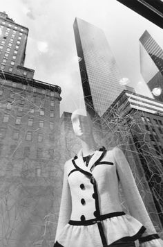 Mannequin by Lee Friedlander. New York City 2011. S)