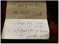 8 Year Old Needs a Lesson in Negotiation