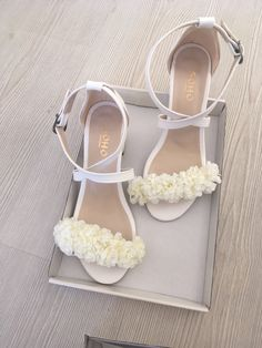 My Fairy-Tale Wedding Bride Shoes, Wedding Shoes, Special Day, Bridal, Pretty, Heels, Beauty, Fantasy, Outfit