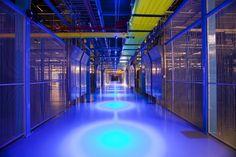 Inside Equinix's SV5 data center in San Jose, California (Photo: Equinix)