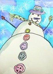 snowman - perspective