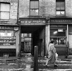 Old Montague Street, Whitechapel.1950.