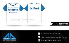 Áo nhóm Facebook - In áo đồng phục, làm áo lớp, áo nhóm độc đẹp chất lượng