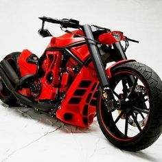I want this sports bike