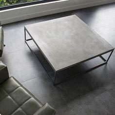 Designer Couchtisch Aus Beton, Die Farbe Und Die Größe Ist  Individualisieu2026 | Betonmöbel, Betontisch