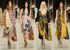 Burberry Prorsum Fall/Winter 2014-2015 Collection – London Fashion Week
