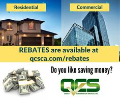 Get money back when upgrading your home or business to the latest energy-efficient appliances and equipment. Here are some of the top rebate programs and assistance resources available for residential & commercial energy users.
