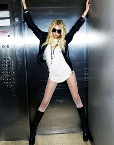 The hard rock band, The Pretty Reckless, have announced a North American tour, for October through December.