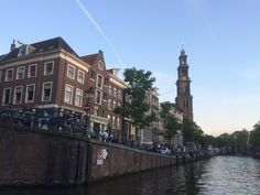Amsterdam canal view by G Akse - Photo 163314221 - 500px