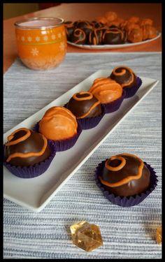 Oranž bombice – MarinaS Taste Flan, Braided Nutella Bread, Posne Torte, Cookie Recipes, Dessert Recipes, Bosnian Recipes, Kolaci I Torte, Waffle Iron, Cake Cookies